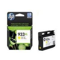 HP inktcartridge: 933XL - geel