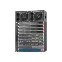 Cisco Catalyst 4500/E-Series 10slot Chassis + Fan, w/o PSU netwerkchassis