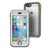 Catalyst mobile phone case: Green Pop - Groen, Grijs
