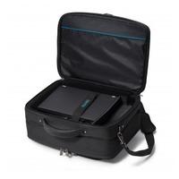 Dicota bagagetas: Twin Pro 13 - 15.6 - Zwart