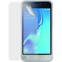 Azuri screen protector: Duo screen protector - Ultra Clear - voor Samsung Galaxy J120 - Transparant