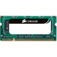 Corsair RAM-geheugen: RAM SO-DIMM DDR3 2GB, 1333Mhz, CL9