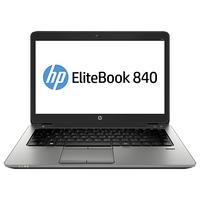 HP laptop: EliteBook 840 G1 - Intel Core i5 - 500GB HDD - Zilver