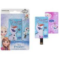 Tribe USB flash drive: 8GB, Frozen Olaf - Multi kleuren