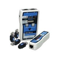 GoldTool TCT-400 Netwerkkabel tester - Blauw, Wit
