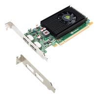 PNY videokaart: NVIDIA NVS 310, 1GB DDR3, PCI Express 2.0 x16, DisplayPort x 2, SFF
