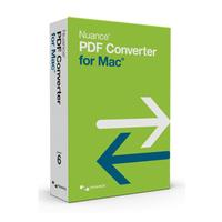 Nuance PDF Converter for Mac 6 software licentie