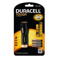 Duracell zaklantaarn: TOUGH TORCH MLT-2C - Zwart
