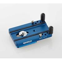 Novoflex statief accessoire: Q=PLATE QPL -AT 2 - Blauw