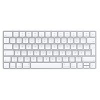 Apple toetsenbord: Magic Keyboard - Zilver, Wit, QWERTZ