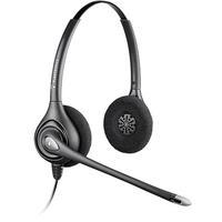 Plantronics headset: SupraPlus Wideband HW261N - Zwart