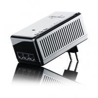 LifeProof netwerkkaart: dLAN 200 AVpro Wireless N - Zwart