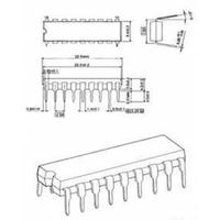 National Semiconductors product: Bar graph disp. dr. 3 - 25 V