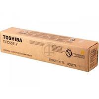 Toshiba toner: T-FC55EY - Geel