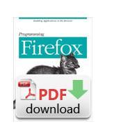 O'Reilly algemene utilitie: Programming Firefox - PDF formaat