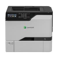 Lexmark laserprinter: CS725de - Zwart, Cyaan, Magenta, Geel