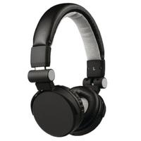 König headset: Headset on-ear black - Zwart