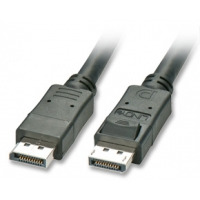 Lindy 15m DisplayPort - Zwart