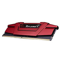 G.Skill RAM-geheugen: Ripjaws V 64GB DDR4-3000Mhz - Rood