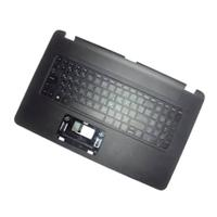 HP notebook reserve-onderdeel: Top Cover & Keyboard (Czech/Slovak) - Zwart