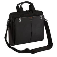 Targus laptoptas: 13 - 14.1 inch / 33 - 35.8cm Classic+ Toploading Case - Zwart