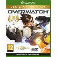 Blizzard game: Overwatch (GOTY Edition)  Xbox One