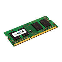 Crucial RAM-geheugen: 4GB kit (2GBx2)