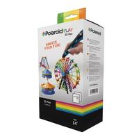 Polaroid : Play 3D printer pen - Zwart, Blauw