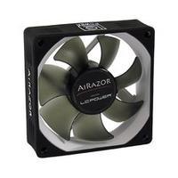 LC-Power Hardware koeling: AiRazor - Zwart, Transparant, Wit