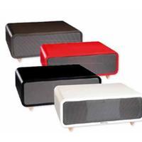Ultron Speaker: Aktivboxen Boomer Home - Zwart