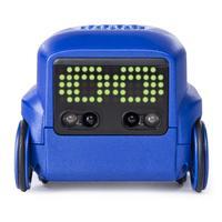 Spin Master entertainment robot: Boxer Interactive A.I. Robot (Blue) - Zwart, Blauw