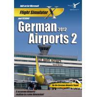 German Airports 2 - 2012 (FS X + FS 2004 Add-On)