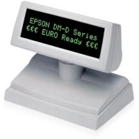 Epson paal display: DM-D110-101: Customer display unit DM-D110 - Wit