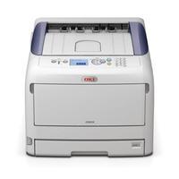 OKI laserprinter: C822n - Wit