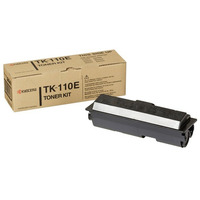 KYOCERA cartridge: TK-110E - Zwart
