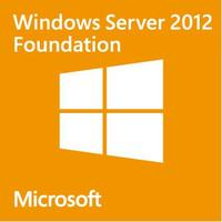 Windows Server 2012 Foundation, 64-bit, 1 CPU, ROK, ML