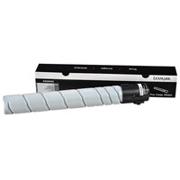 Lexmark toner: 540H 32.5K tonercartridge - Zwart