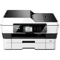 Brother multifunctional: 5-in-1 - Netwerk A3 kleurenprinter - flatbed kleurencopier - kleurenscanner - kleurenfax - .....