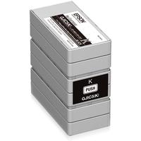 Epson inktcartridge: GJIC5(K): Ink cartridge for ColorWorks C831 and GP-M831 (Black) - Zwart