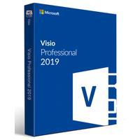 Microsoft Visio Professional 2019 Software suite