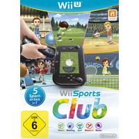Nintendo game: Wii Sports Club, Wii U
