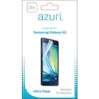 Azuri screen protector: Duo screen protector voor Samsung Galaxy A5 - Transparant