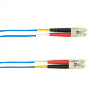 Black Box fiber optic kabel: LC–LC, 3m