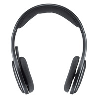 Logitech headset: H800 - Zwart