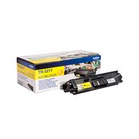 Brother cartridge: Toner GEEL (circa 1.500 pagina's A4 conform ISO/IEC 19798)