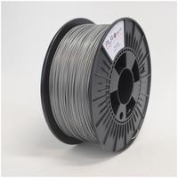 Builder 3D printing material: PLA, Silver, 1.75mm, 1kg - Zilver