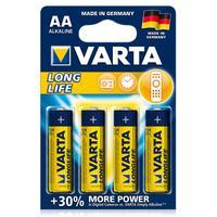Varta batterij: 04106110414 - Blauw, Geel