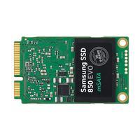 Samsung SSD: 850 EVO mSATA 250GB