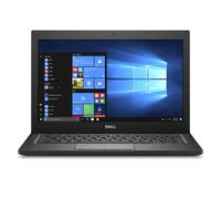 DELL laptop: Latitude 7280 - Core i5 - 8GB RAM - 256GB - Zwart