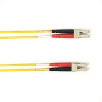 Black Box fiber optic kabel: LC–LC, 2m